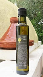 250ml extra virgin olive oil from Jersey Farm