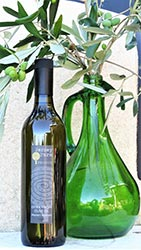 750ml extra virgin olive oil from Jersey Farm